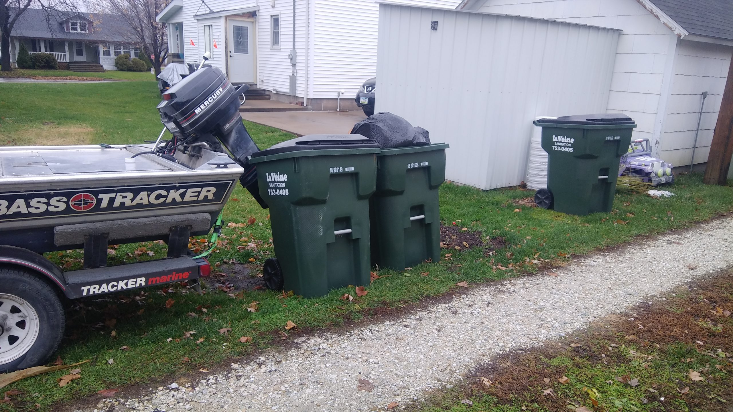 LaVeine Sanitation Residential Garbage Service in Southeast Iowa and Western Illinois